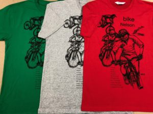 Bike Nelson T Shirt For Men